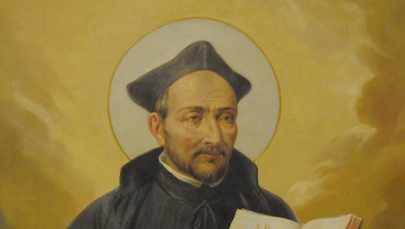 Pocieszenie które daje duszy sam Bóg, św. Ignacy Loyola