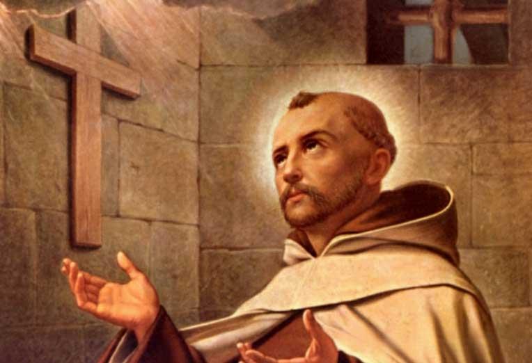 Większe skarby znajdziesz u Boga, Św. Jan od Krzyża