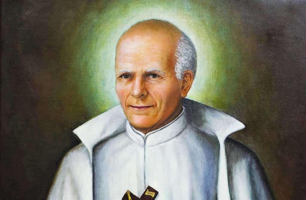 Akt ofiarowania się Bogu, Św. o. St. Papczyński