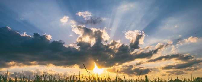 Modlitwa uwielbienia - Ojcze Niebieski! Chcę widzieć Cię w życiu mym wywyższonego!