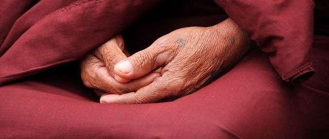 Modlitwa uwielbienia - Błogosławiony jesteś Ojcze, źródło spokoju, miłosierdzia i nieprzebranej radości!