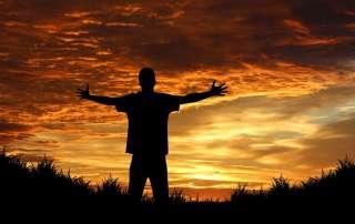 Modlitwa uwielbienia i dziękczynienia - Błogosławię Cię Ojcze Niebieski!