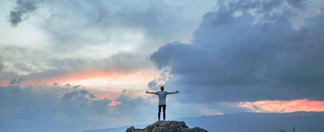 Modlitwa dziękczynna i uwielbienia - Dzięki Ci składam mój Ojcze w Niebie!