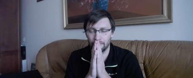 Modlitwa na początek dnia