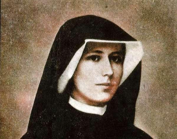 Wszystkich ludzi kocham dlatego, bo widzę w nich obraz Boży, św. Faustyna Kowalska