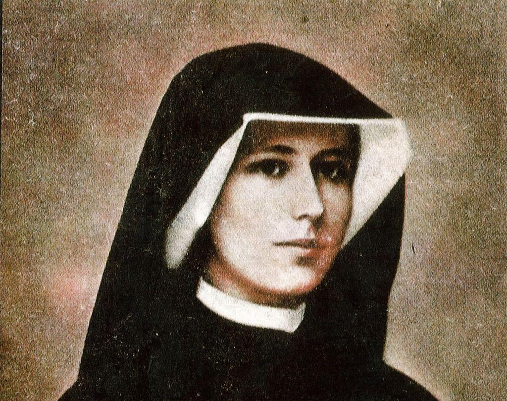 Jezu, rozpal me serce ogniem Twojej najczystszej miłości, św. Faustyna Kowalska
