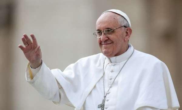 Droga świętości; papież Franciszek