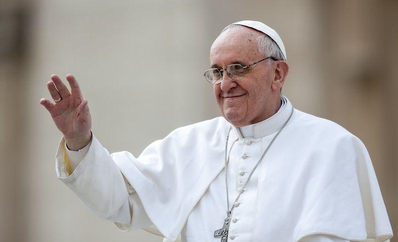 Bóg miłosierdzia, Bóg szuka nas na marginesie (papież Franciszek)