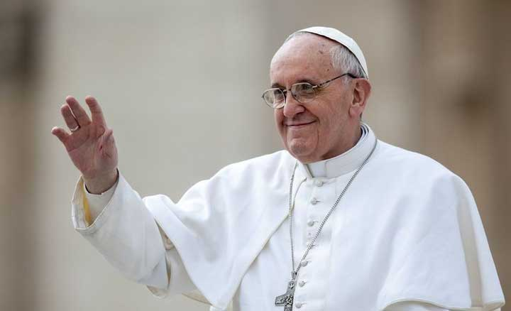 Poznać Jezusa, papież Franciszek