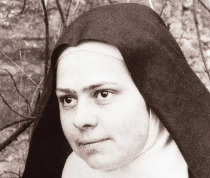 Odpoczywać w pokoju i miłości dzieci bożych, św. Elżbieta od Trójcy Świętej