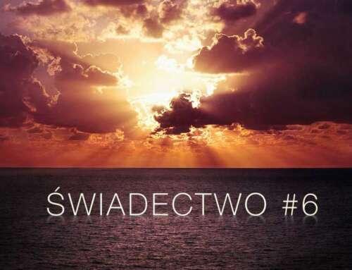 Świadectwo #6 – O tym, jak zrozumiałem, że w każdej osobie Bóg ofiaruje mi swoją nieskończoną miłość (moje nawrócenie)