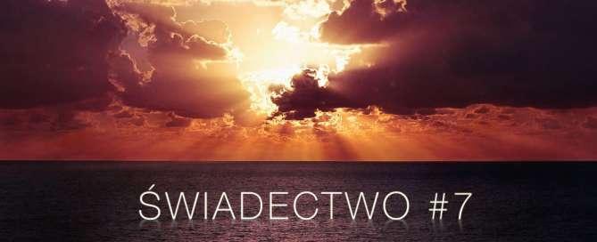 Świadectwo #7 – O tym, jak Bóg odpowiadał na moje modlitwy (moje nawrócenie)