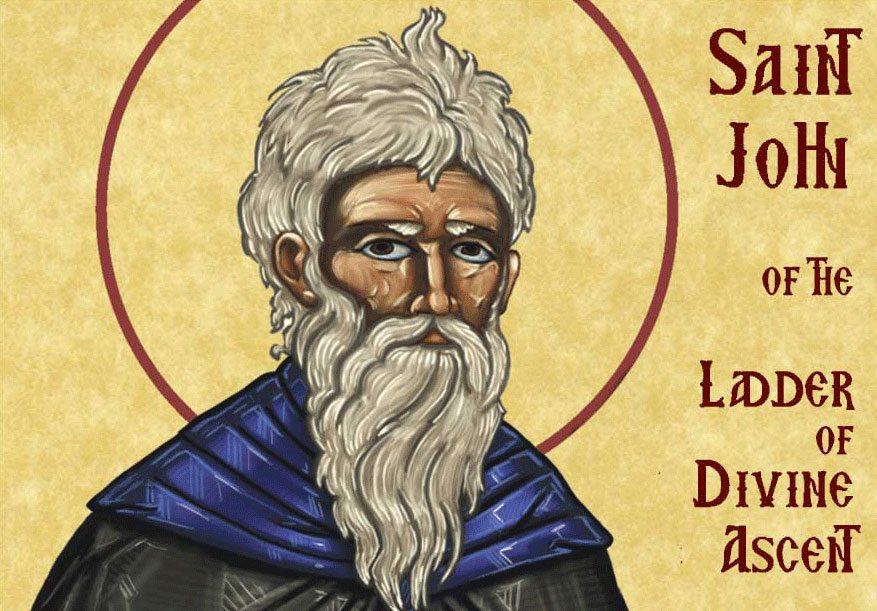 Dla wszystkich ludzi Bóg jest zbawieniem, św. Jan Klimak