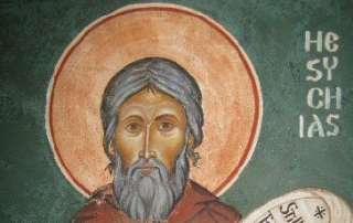 Hezychiusz z Synaju