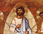 Filoteusz z Synaju (obrazek przedstawia najstarszą zachowaną ikoną Przemienienia Pańskiego (klasztor Gorejącego Krzewu (św. Katarzyny) na Synaju, XII wiek)