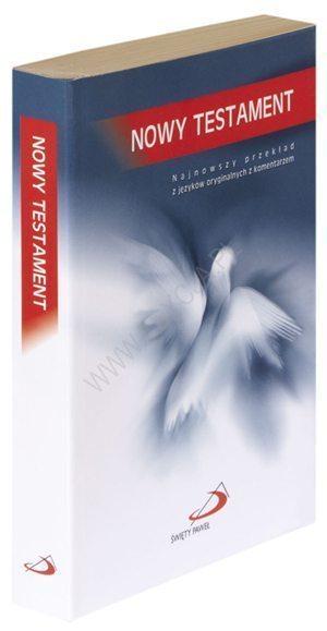 Nowy Testament - Edycja św. Pawła