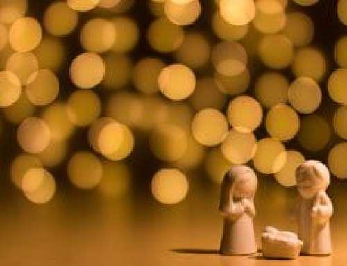 Niech w te Święta Bożego Narodzenia oraz przez resztę życia Bóg króluje w naszych sercach