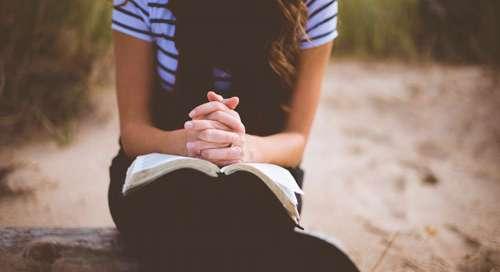 Modlitwa błagalna - Błogosławiony Ojcze oczyść nas byśmy byli gotowi przyjąć to co Ty dla nas przygotowałeś!