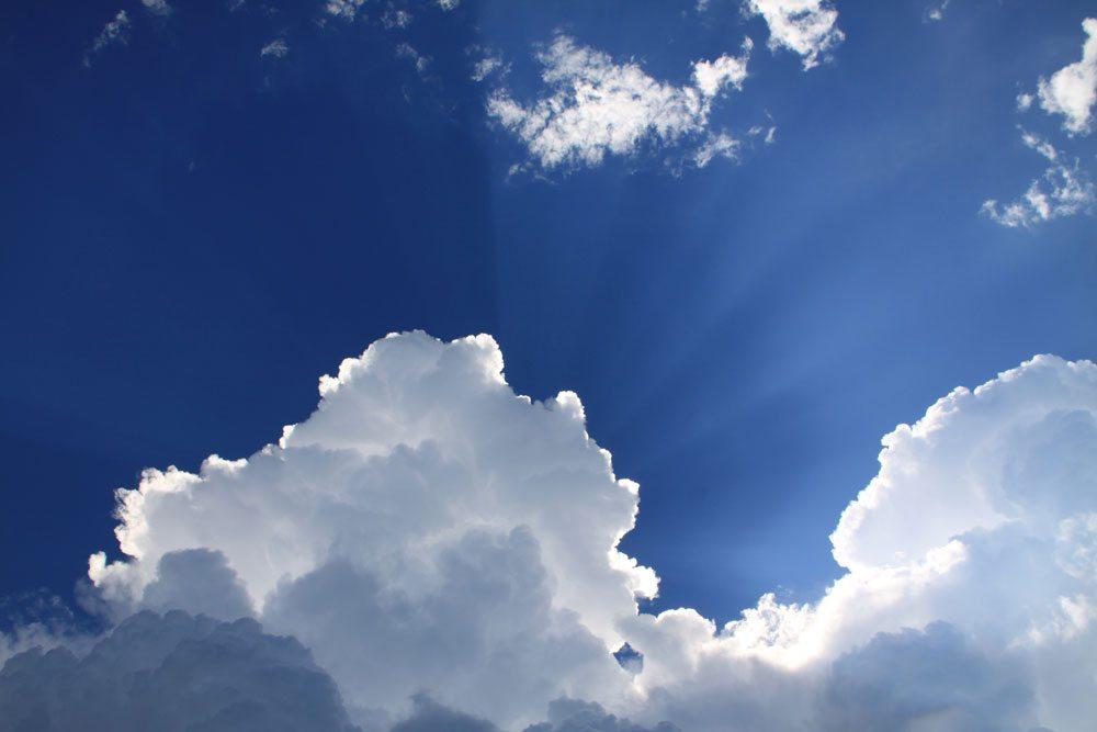 Nikt tu na ziemi nie powinien sądzić drugiego człowieka, Chmura niewiedzy