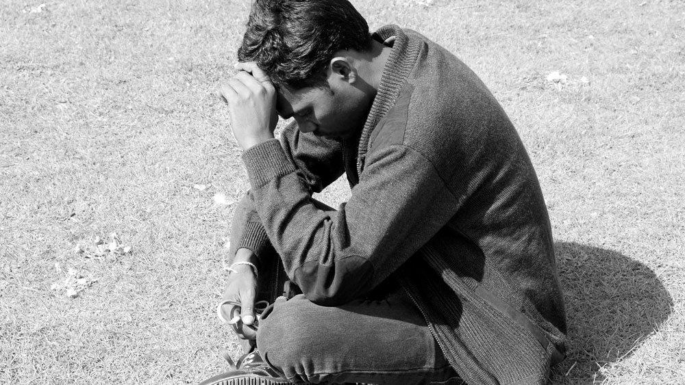 Modlitwa w obliczu cierpienia