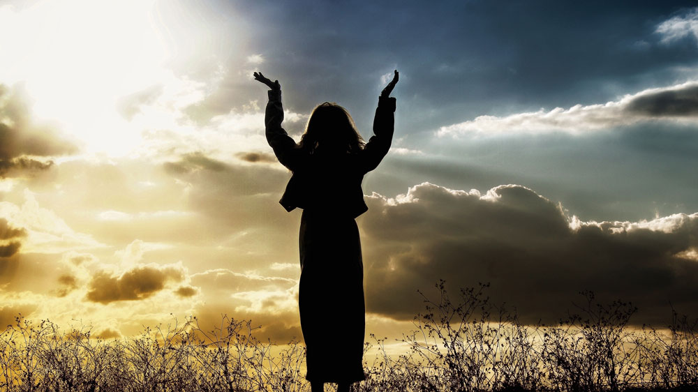 Modlitwa - Sprawiedliwy Ojcze, nic nie może nas wyrwać z Twoich objęć!