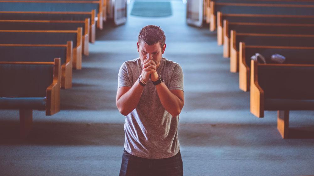 Zawierzenie życia Bogu - Niech Twoja wola się dzieje, Ojcze, nie moja!