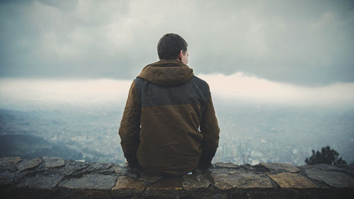 Modlitwa - Miłosierny Ojcze, dziś pragnę zanurzyć się w Twojej ciszy