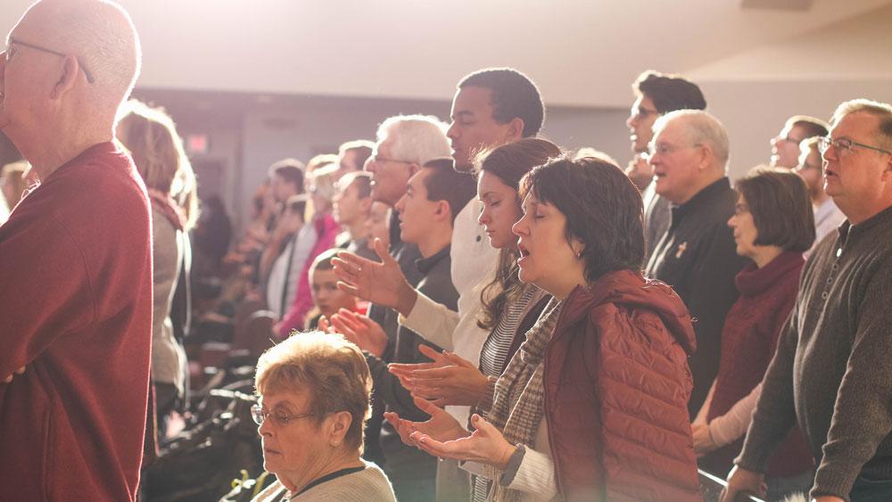 Modlitwa - Miłosierny Ojcze, chcemy więcej Ciebie!