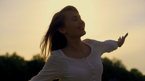 Modlitwa - Błogosławiony Ojcze, moje serce chce śpiewać radosną pieśń uwielbienia!