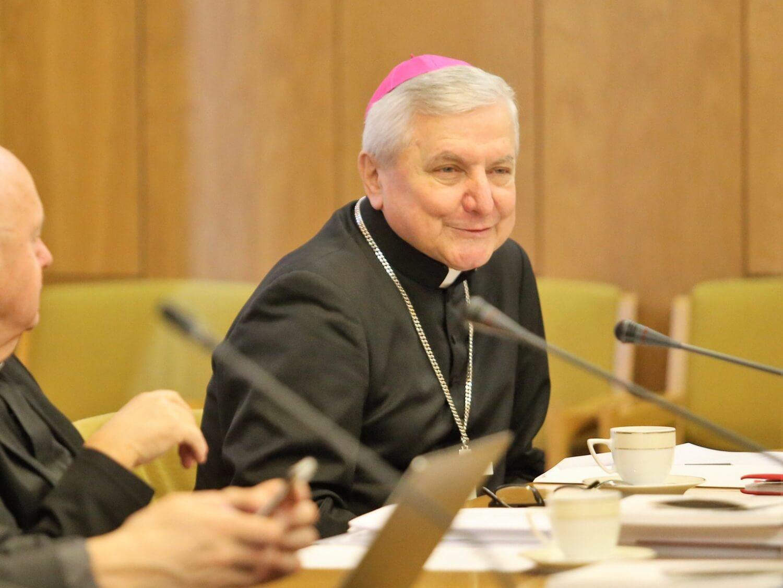 Biskup Edward Janiak. Fot. BP KEP