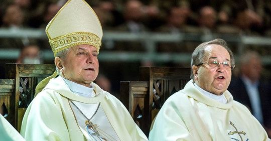 Edward Janiak może stracić stanowisko biskupa (Materiały prasowe)