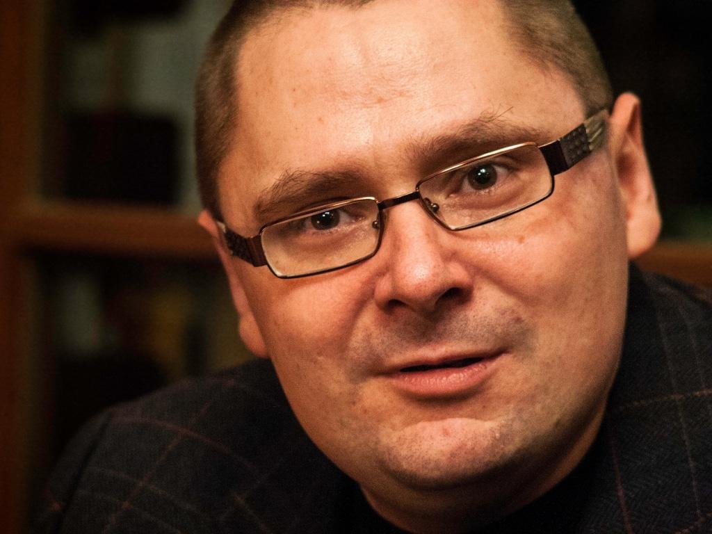 Tomasz P. Terlikowski. Fot. Bartosz Zieliński / Flickr