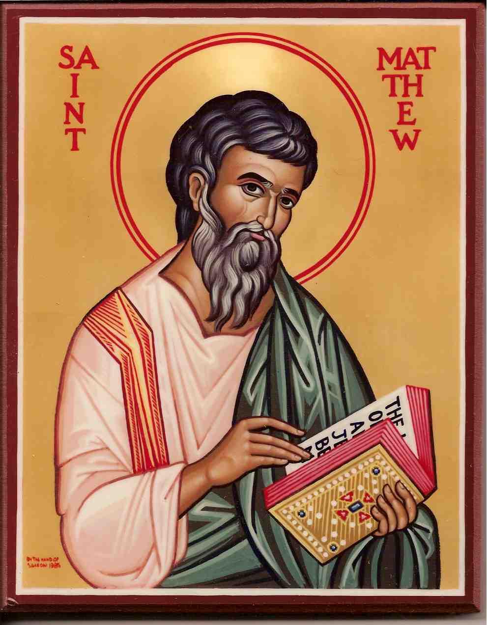 Kurs on-line - Dzień po dniu z Ewangelią wg św. Mateusza - Zapiski z zielonego zeszytu