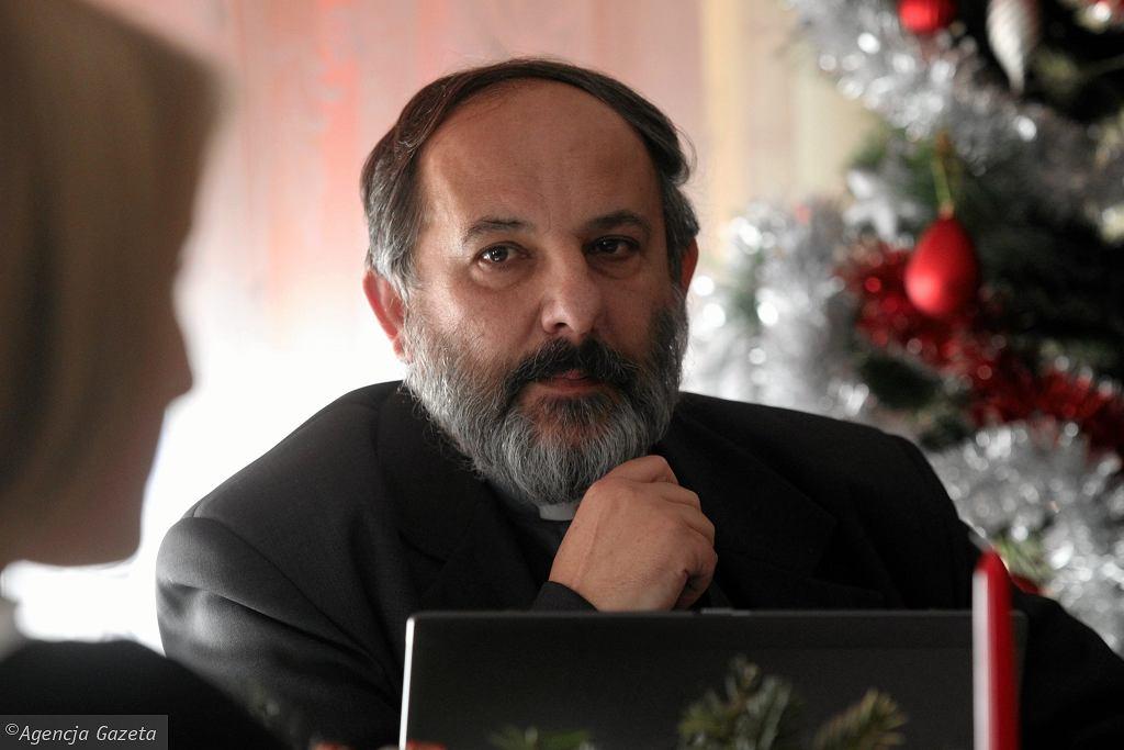 ks. Tadeusz Isakowicz-Zalewski - Pedofilia w Kościele Katolickim