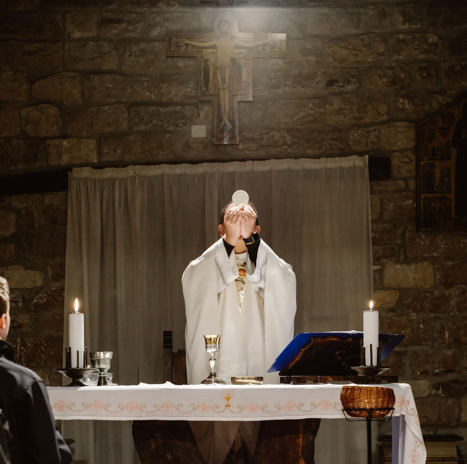 Czytania na dziś - Liturgia Słowa z dnia dzisiejszego