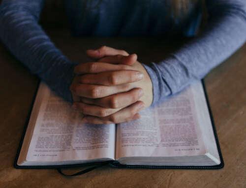 Jak się modlić? Świadectwo – Alicja Lenczewska