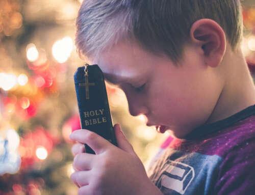 O wiarę proś ciągle; Świadectwo – Alicja Lenczewska