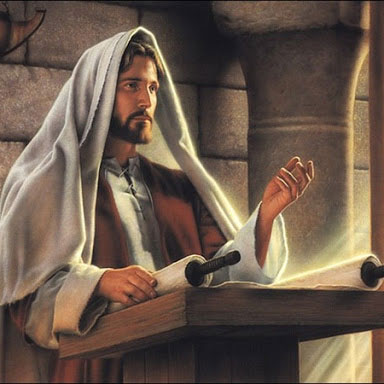 Mk 12, 35-37 Mesjasz jest Panem Dawida