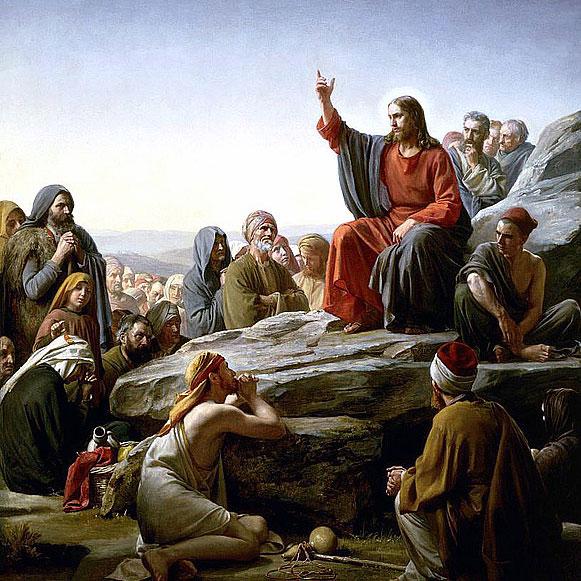 Mt 5, 1-12 Osiem błogosławieństw