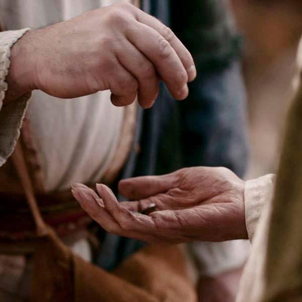 Mt 6, 1-6. 16-18 - Ojciec twój, który widzi w ukryciu, odda tobie